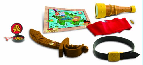 IMC Toys Jake & The Pirates Neverland Accessori Set