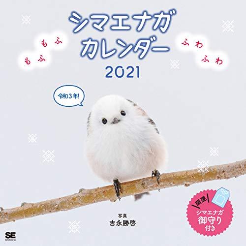 もふもふふわふわシマエナガ カレンダー 2021 ([カレンダー])