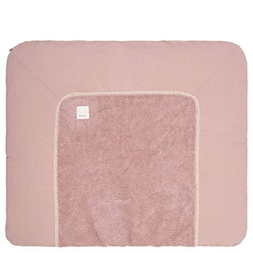 Koeka Wickelauflagenbezug Runa Bremen Old Pink 75x85 Cm