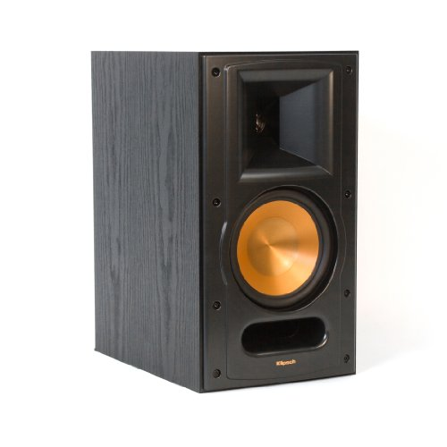 Best Deals! Klipsch RB-61 II Reference Series Bookshelf Loudspeakers, Black (Pair)