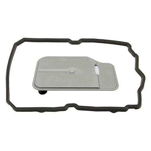 febi bilstein 30157 Getriebeölfiltersatz für Automatikgetriebe, mit Ölwannendichtung, 1 Stück