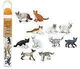 Toob SF699204 Domestic Cats - Multi-Colour