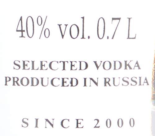 Kauffman Wodka Soft Selected (1 x 0.7 l) - 5