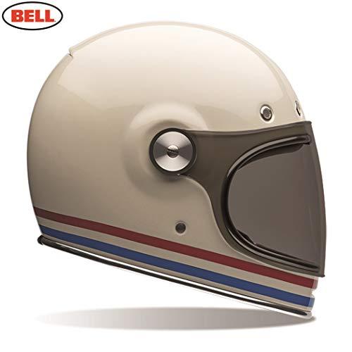 Bell HELMET BULLITT DLX STRIPES PEARL WHITE M