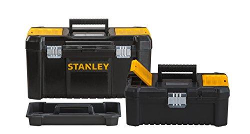"""STANLEY STST1-75772 Bonus pack cassetta porta utensili da 19"""" + cassetta porta utensili da 12,5"""""""
