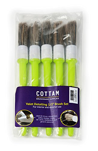 Cottam Valet Brushes