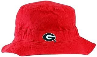 NCAA Georgia Bulldogs Infant Red Bucket Hat