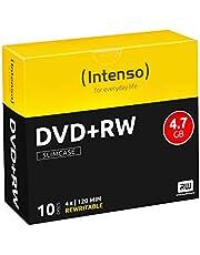 Intenso 4211632 - DVD+RW regrabables (10 Discos)