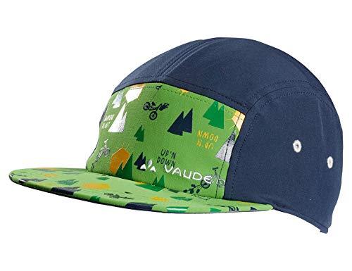 Vaude Kinder Kappe Kids Tammar Baseball Cap, Parrot Green, L, 41074