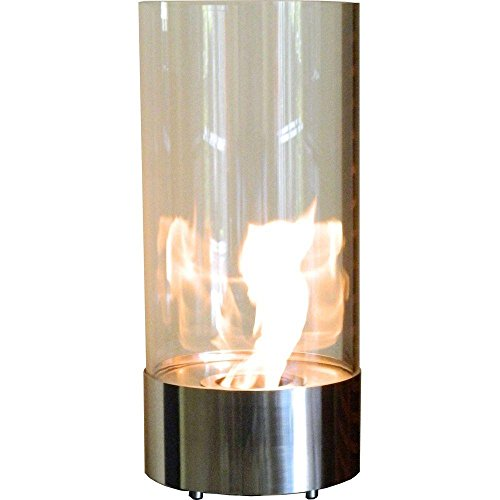 Nu-Flame Cristallo Tabletop Ethanol Fireplace