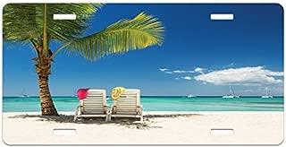 Best beach scene license plates Reviews