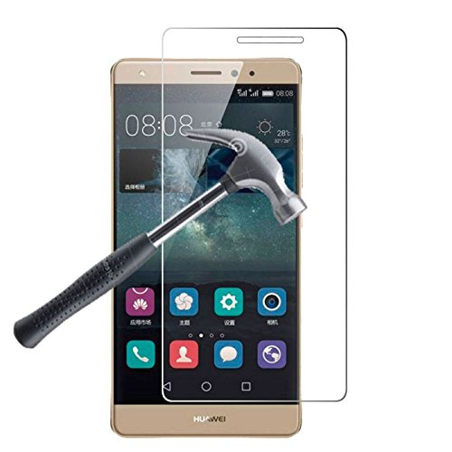 Generica - Protector de pantalla de Cristal Templado para Huawei Mate S