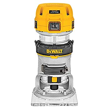 DEWALT Router Fixed Base Variable Speed 1-1/4-HP Max Torque  DWP611
