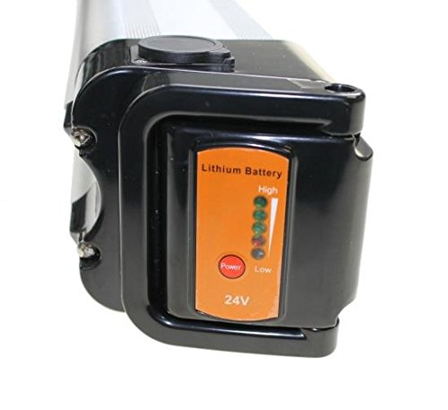 41b2U7mLXmL - Akku 24 V 10Ah Lithium Ionen NEU mit Ladegerät für E-Bike,Pedelec,Elektrofahrrad z.B. Prophete,Cyco,Aldi,Real