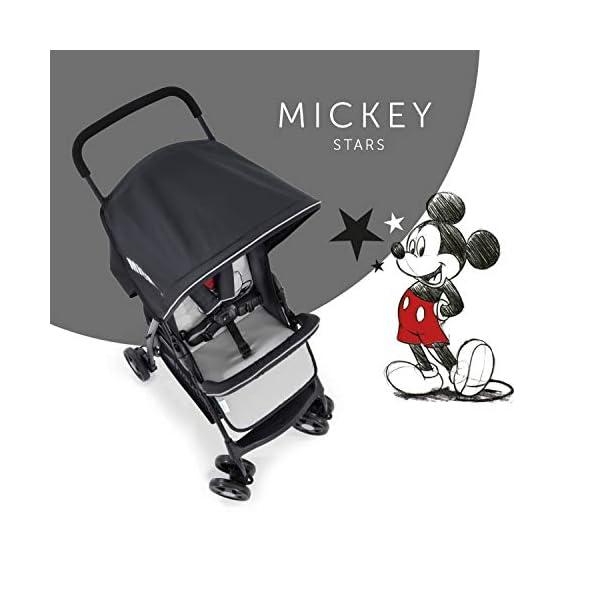 Sport- Disney Mickey Stars Light Stroller Hauck genuine original 3