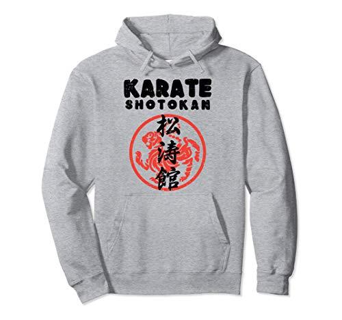 Karate Shotokan Tiger Symbol Martial Arts Men Women Gift Pullover Hoodie