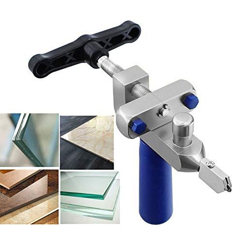 Cortador de azulejos de cristal profesional de fácil deslizamiento multifuncional de mano de aleación de diamante de corte de cerámica para azulejos de vidrio