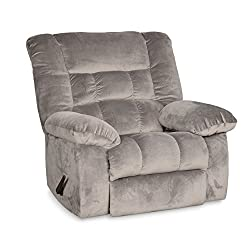 Oversized Rocker Recliner For Big And Tall People