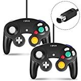 Gamecube Controller, CIPON Wired Controllers Classic Gamepad Joystick for Nintendo and Wii Console