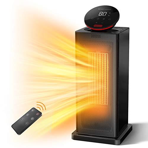 AUZKIN Calefactor 2000W Bajo Consumo 3 Modos