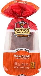 Canyon Bakehouse Hawaiian Sweet Bread 15 OZ (Pack of 3)