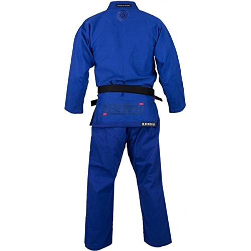 Tatami Fightwear Estilo 6.0 Premium BJJ Gi - A3 - Blue/White