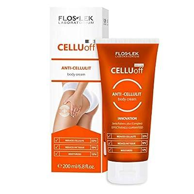 Floslek Anti-Cellulite Körper-Creme  