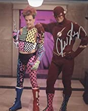 JOHN WESLEY SHIPP as Barry Allen/The Flash - The Flash (1990) GENUINE AUTOGRAPH
