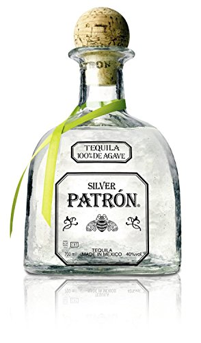 Patrón Silver Tequila in Metallbox limitierte Edition (1 x 0.7 l) - 3