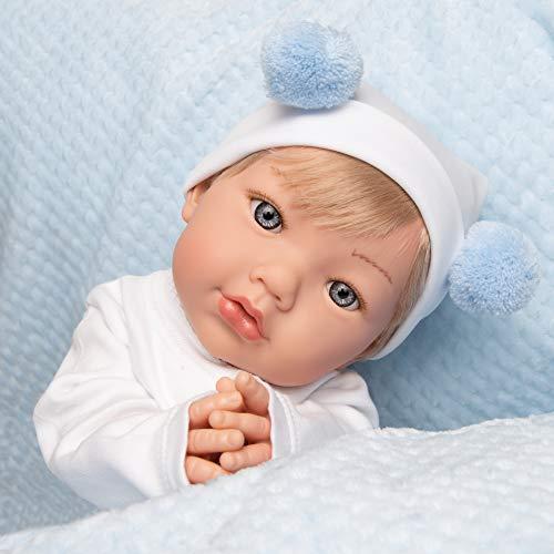MARÍA JESÚS Bebe Reborn Silicona Muñecos Reborn con Decorado con...