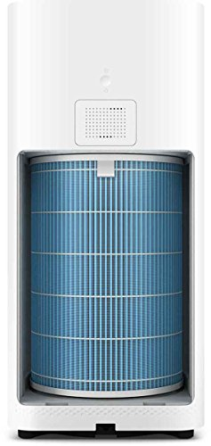 Xiaomi Mi Air Purifier 2s EU version - Purificador de aire, conexión WiFi y pantalla display, para estancias hasta 37m2, 310m3/h, Blanco, 52 x 24 x 24 cm
