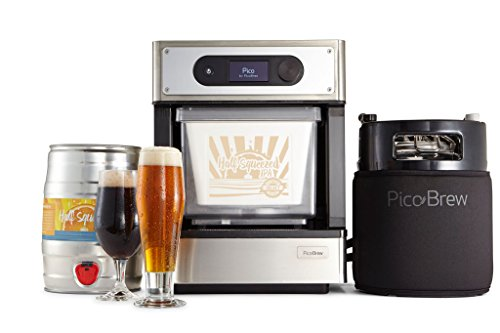 This beer brewer makes a fun gift ideas for your boyfriend's 30th birthday!