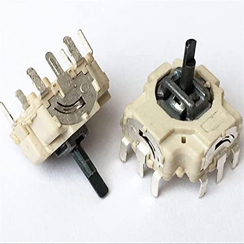 JSJJAYH Interruptor basculante 5 / Lote Mini potenciómetro de rockero pequeño 254TB103B55B Eclipse 3 SPEAL PSV Rocker 4 Dirección con Interruptor Accesorios