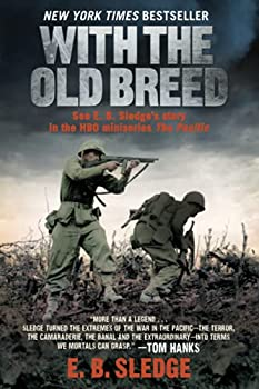 Paperback With the Old Breed: At Peleliu and Okinawa Book