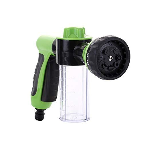 KKmoon Foam Sprayer Gun Garden Water Hose Foam Nozzle Soap Dispenser Gun...