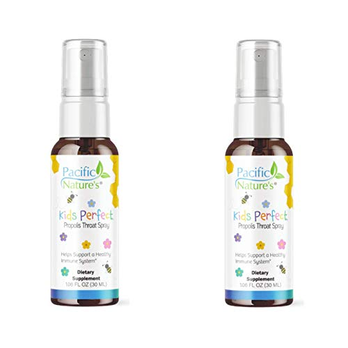 Pacific Nature's Kids Perfect- Propolis Throat...