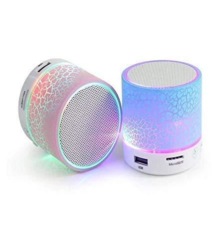 Generic S10 Mini Wireless Portable Plastic Bluetooth Speakers with TF Card Hi-fi...