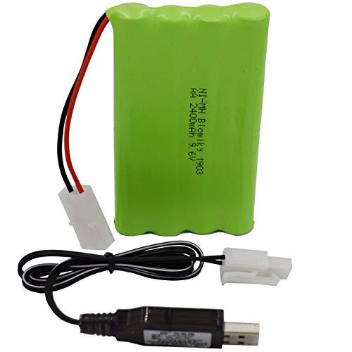DC 6V 7.2V 8.4V 9.6V RC Battery USB Charger Adapter For Remote Control Car PZ