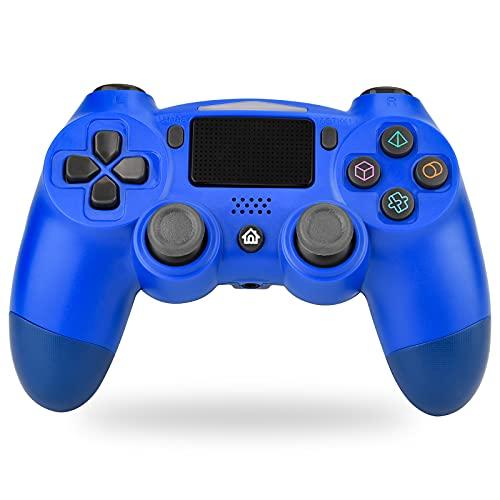 Wireless Controller for PS4, Dual Vibration Game Controller Bluetooth Joypad Dualshock Gamepad Joystick