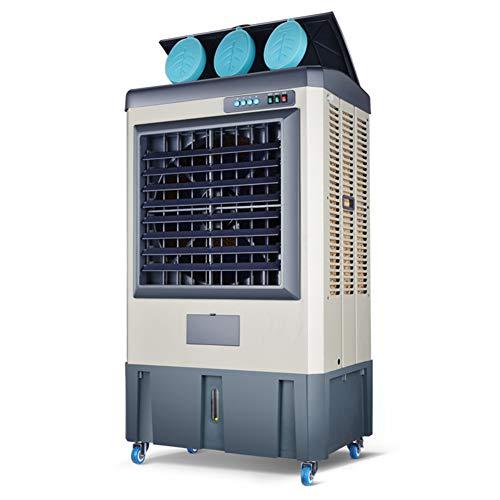 Climatizador Evaporativo,22000m3 de Gran Volumen de Aire,80L de Gran Capacidad,3 Velocidades,Panel MecáNico,Silencioso,Adecuado Para Todo Tipo de Ocasiones,Taller de FáBrica / Almacén,etc.,Mechanical