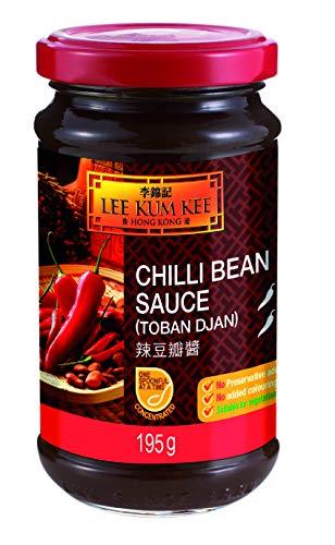 Lee Kum Kee Chili Bean Sauce 195 g (Pack of 6)