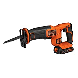 BLACK+DECKER BDCR20C 20V MAX Reciprocating Saw