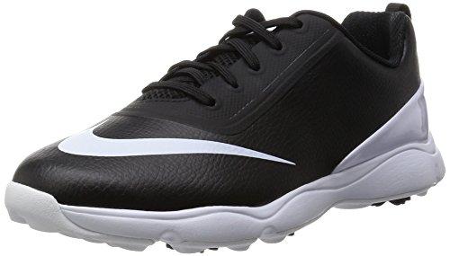 Nike Jungen Control Golf, Black (Black/White), 32 EU (13.5 UK)