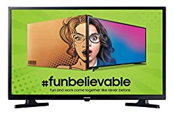 Samsung 80 cm (32 Inches) HD Ready LED TV UA32T4010ARXXL (Black) (2020 model),Samsung India Electronics Limited,UA32T4010ARXXL,HD Ready tv,television,tv
