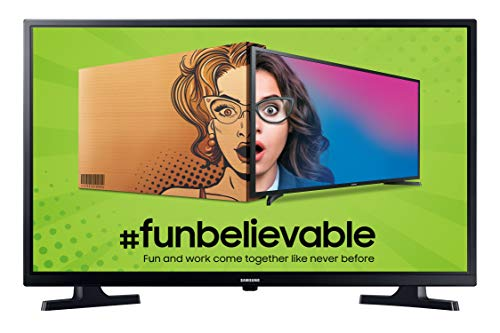 Samsung 80 cm (32 Inches) HD Ready LED TV UA32T4010ARXXL (Black) (2020 model)