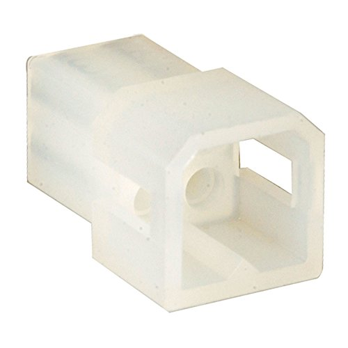 Molex 03-06-2044 Housing Connector, PL, 4 Position, 3.68 mm Straight Bag, 11.2 mm H x 19.6 mm D (Pack of 10)