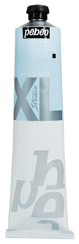 PEBEO Studio XL Fine Oil 200033Pebeo Studio XL Fine Oil 200-Milliliter, Bright Blue