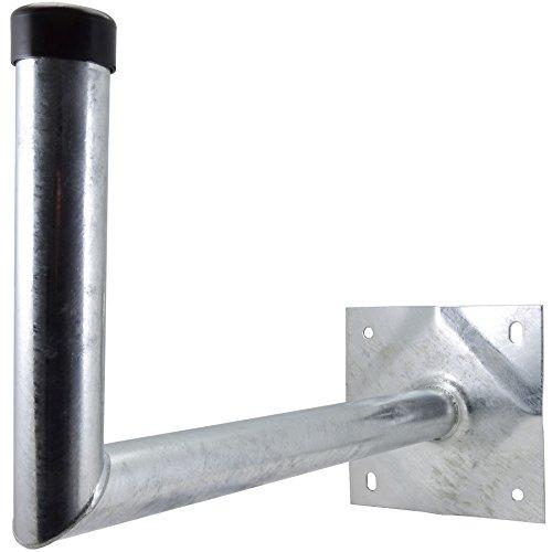 Satix Wandhalter Stahl 50 cm Bild