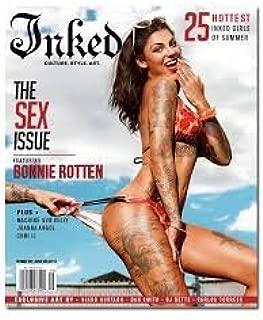 Inked Magazine September 2015 (The Sex Issue)