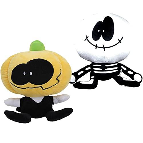Paquete de juguetes de peluche para viernes por la noche, juego popular Ghost Moon antideslizante y bomba suave almohada acolchada cumpleaños (color : nuevo novio)